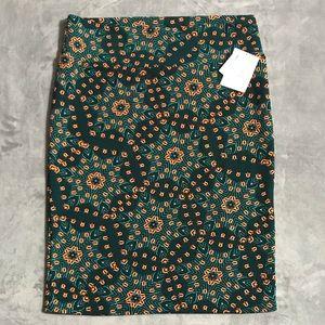 NWT LulaRoe Cassie Skirt!